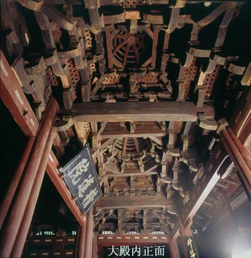 古建筑榫卯结构图解