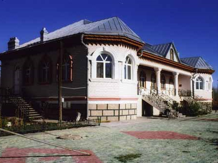 新疆俄罗斯族民居和建筑艺术