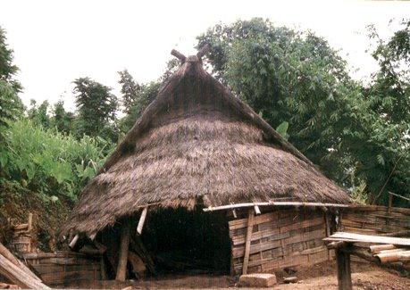 佤族建筑 - 中国民族宗教网