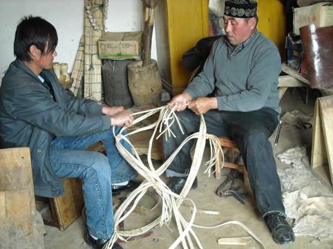 皮鞭子的制作方法图解
