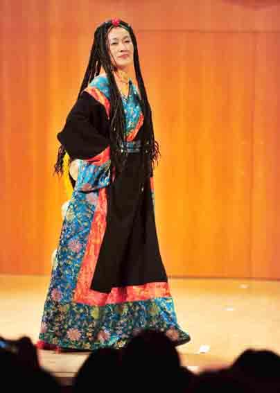 藏族民族服饰简笔画内容|藏族民族服饰简笔画版面 ...