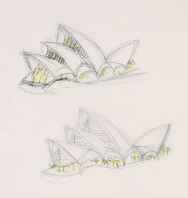 遗产悉尼歌剧院