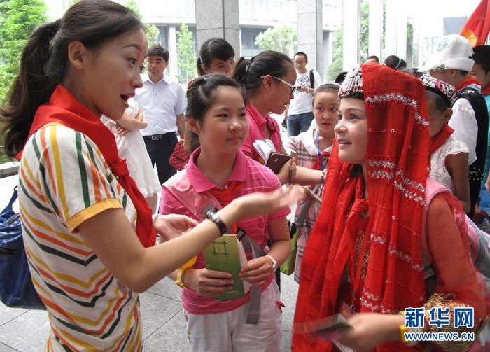 来自新疆塔什库尔干塔吉克自治县的塔吉克族