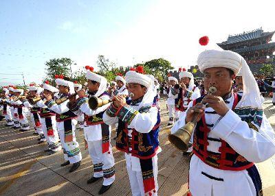 老字号分享:大理白族服饰文化