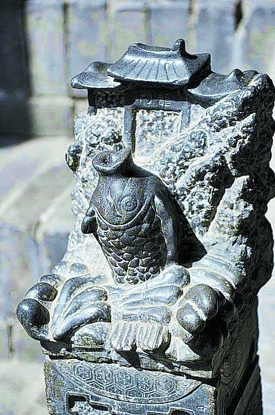 邂逅平遙古城:鳳凰,流進詩里的涓涓水吟 中國民