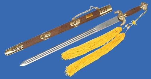中国古代的尚方宝剑制度:明朝中后期才出现-内蒙古