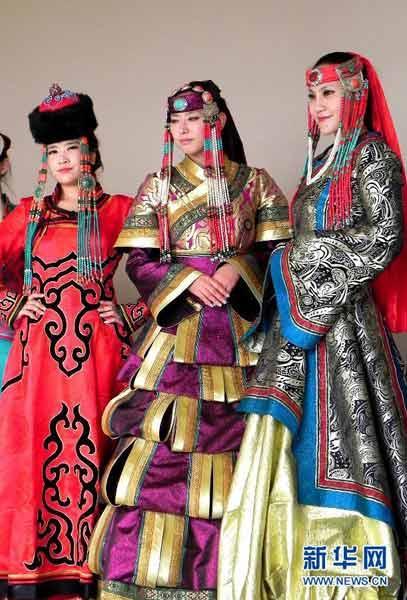 蒙古族 中国/(编辑:王欢欢)