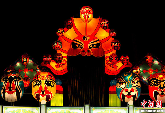 2012新加坡中秋节灯会