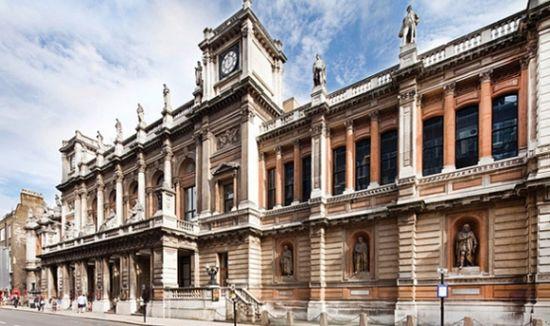 纽约画廊抢占伦敦皇家艺术学院 - 中国民族宗教