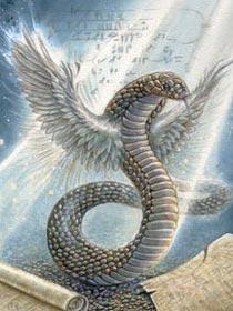 玛雅羽蛇神图片_玛雅人信奉的羽蛇神