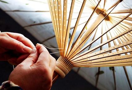 一把油纸伞 成就江南的风花雪月