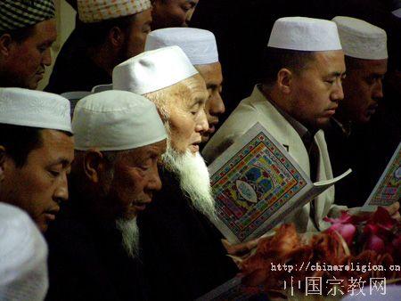 回族穆斯林生活中的宗教礼俗
