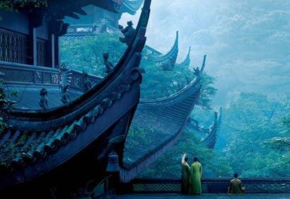 灵隐寺:禅意茶香中与先贤默然相对图片