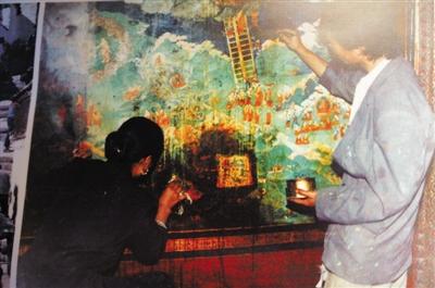 布达拉宫壁画 记录社会百态的史诗
