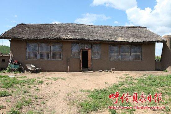 这种土木结构的房屋防火也是第一要务
