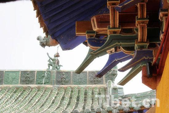 的寺庙建筑风格