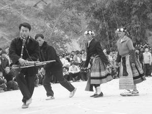 芦笙文化 濒临断裂的民族记忆