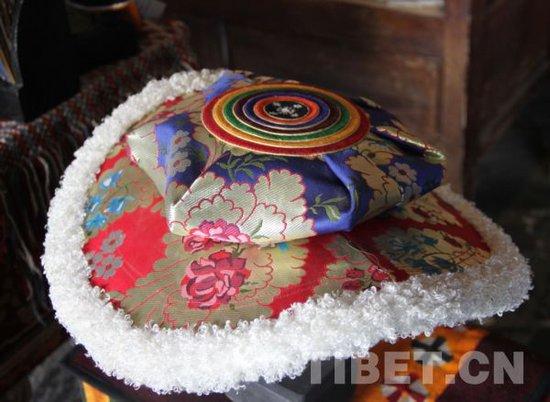 卓番林 西藏民族手工艺品的 代言 品牌