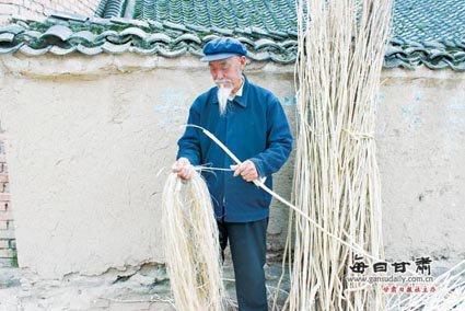布织布手工制作牛