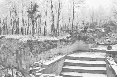 海龙囤土司城 风雨苍黄700年