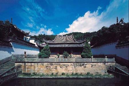 千年不坏的保国寺 千年的传奇与延续