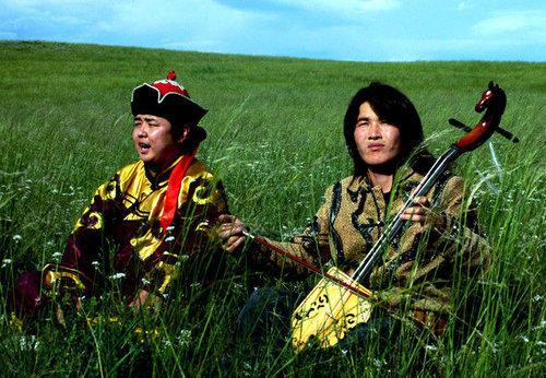 蒙古族呼麦