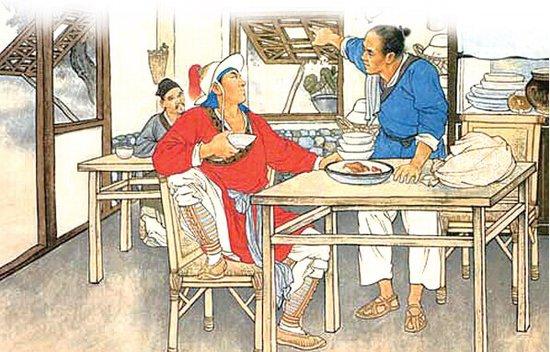武松喝的是什么酒?[ 来源:贵州都市报  发布日期:2014-08-14 &nbsp浏览()人次  投稿  收藏 ]    酒的历史悠久,它与农业文明相伴而生,世界各国皆然。甲骨文即有酒字,传说酒为杜康也即少康造。实际上酒不会是某一个人发明的。先民收存贮野果和饭食时,有时会出现霉烂和发酵现象,在长期食用中他们从自己的教训和体会中作出比较鉴别,然后才人为地通过发酵去制造甘美的酒浆。鲁迅先生说,第一个吃螃蟹的人,一定是位勇士,螃蟹既然有人吃,蜘蛛一定也有人吃过。古代许多东西的发明或发现,都是这样完成的。