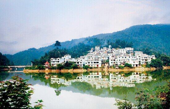 利周瑶族乡风景