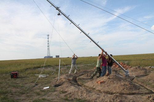 """内蒙古:""""数字文化走进蒙古包""""实现农牧民文化共享"""