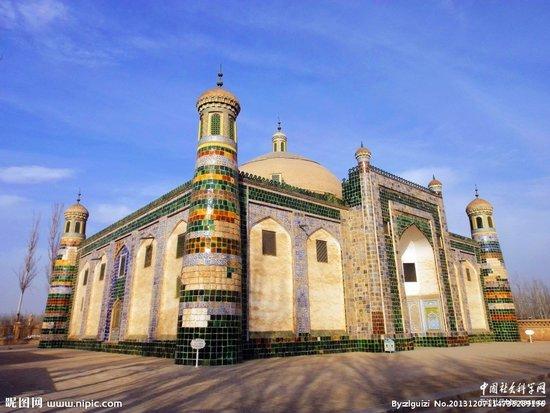 欧式宫廷建筑物油画