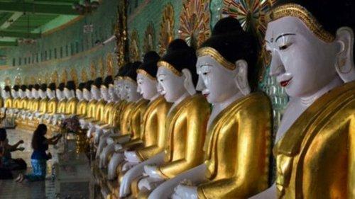 人口老龄化_缅甸人口