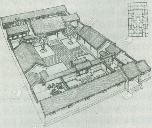 中国传统木结构榫卯图纸
