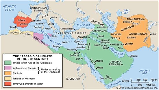 为阿拉伯半岛统一