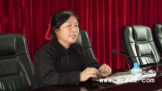 侗族图腾的刺绣者——侗族刺绣国家级传承人陈显月