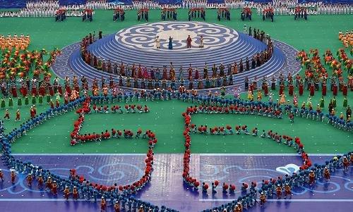 第十届少数民族运动会开幕式将注重回归表演本身图片