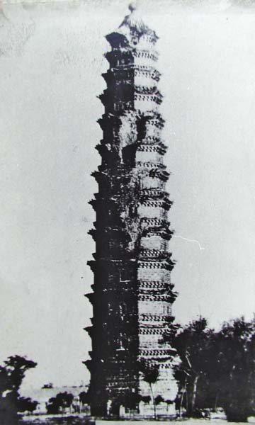 中国铁铁塔图片
