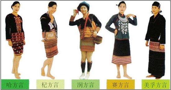 黎族的五大方言-内蒙古文化