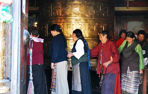 藏族有哪些风俗习惯?