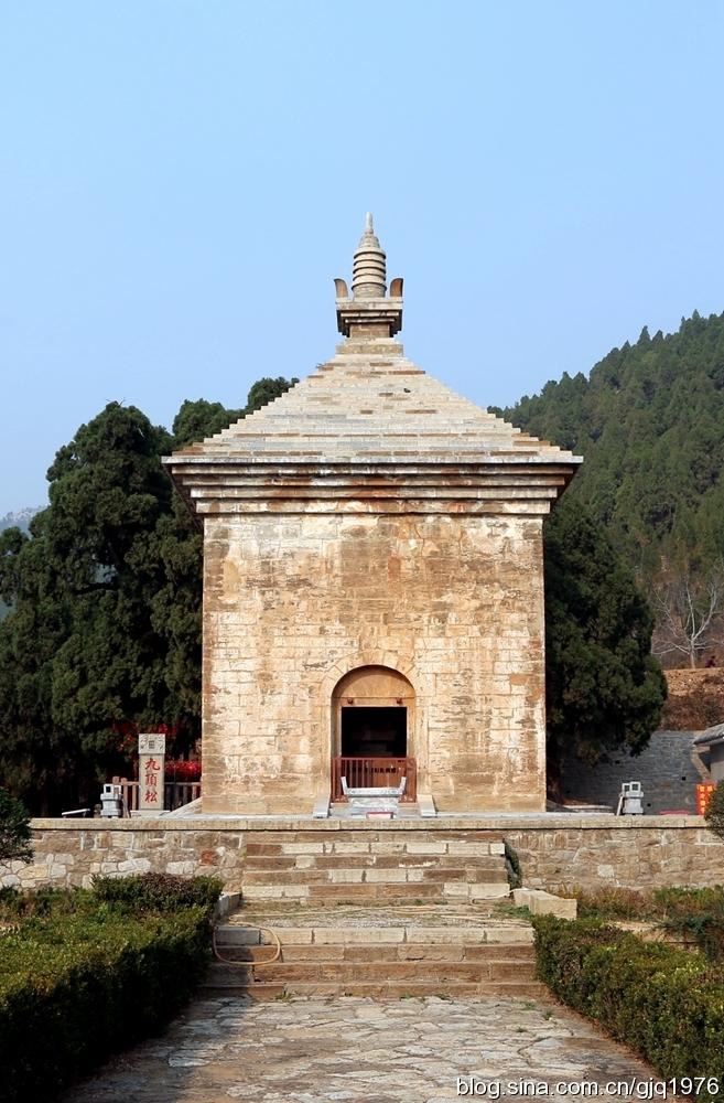 著名中国古代佛塔大盘点——四门塔