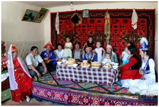 析——草原上的哈萨克族