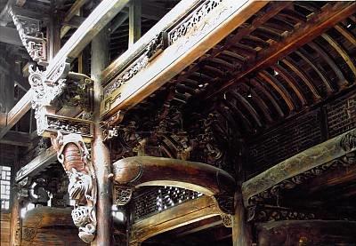 联合国名录之中国传统木结构营造技艺