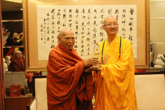南传佛教是夯实中缅传统友谊的文化纽带