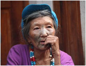 寻找最后的独龙族文面女:独特民族记忆不应就此消失