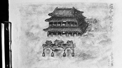 雍和宫:乾隆诞生地