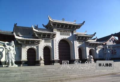 汉传佛教寺院中必不可少的七座建筑