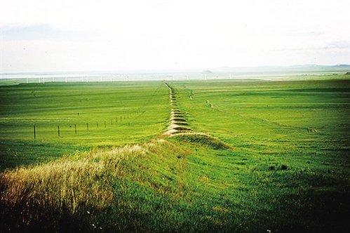 金界壕,遗落在草原上的文化印记