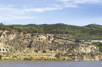 耗时四年 四川最大石窟群千佛崖保护修复完工