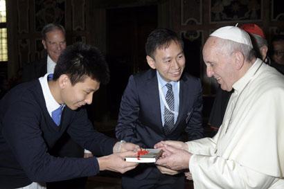 台湾佛教慈济基金会推动国际留学生宗教交流