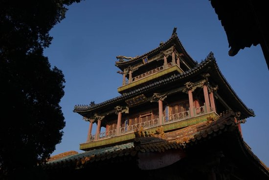 探访故宫里的藏传佛教世界