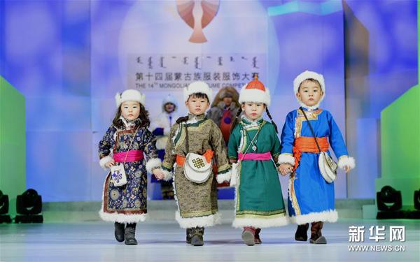 蒙古族服装服饰将亮相法国卢浮宫
